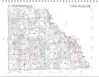 Map Image 012, Marinette County 2003